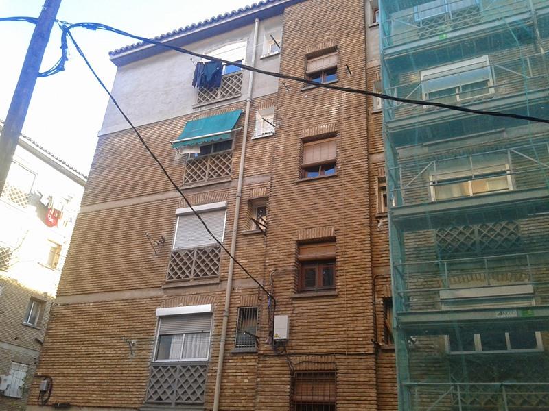 Rehabilitación Energética en Zaragoza 1